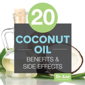 20 Coconut Oil Benefits & Side Effects (#5 is Life Saving)