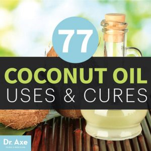 77 Coconut Oil Uses & Cures