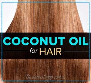 Dầu dừa giúp mọc tóc nhanh